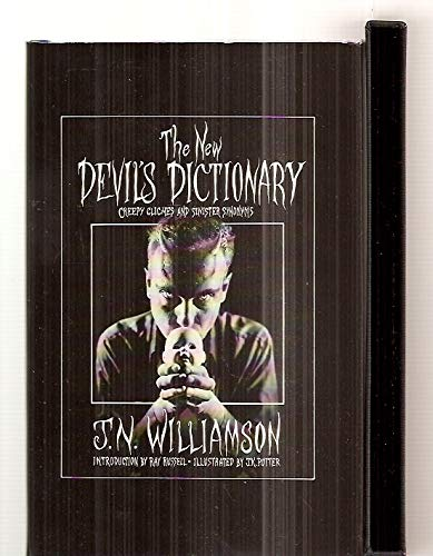 The New Devil's Dictionary (0932445209) by J. N Williamson