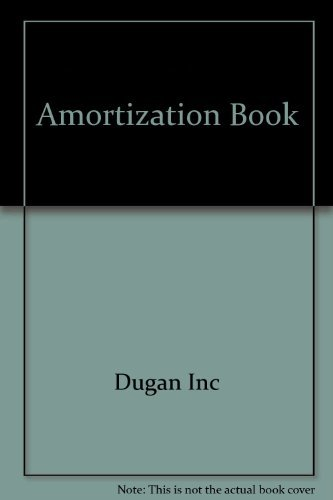 9780932453716: The Consumer's Amortization Guide