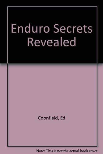 9780932479242: Enduro Secrets Revealed