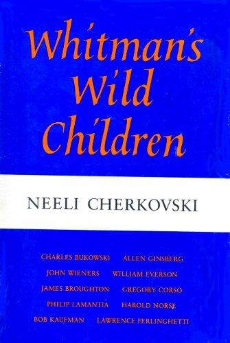 9780932499578: Whitman's Wild Children