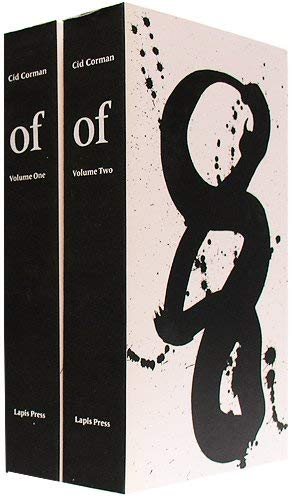 Of (2 Volumes): Corman, Cid