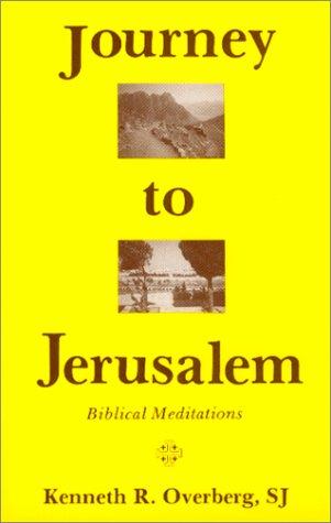 9780932506764: Journey to Jerusalem