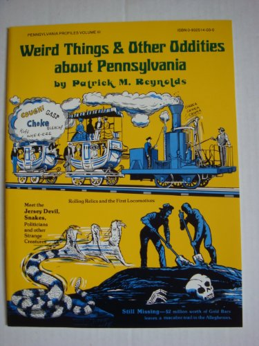 Weird Things and Other Oddities Volume Three: Reynolds, Patrick M.