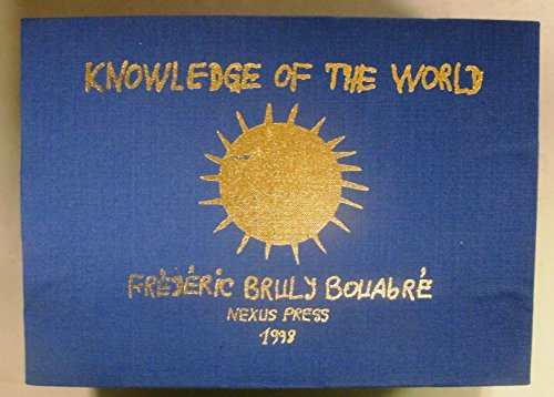 9780932526595: Knowledge of the world