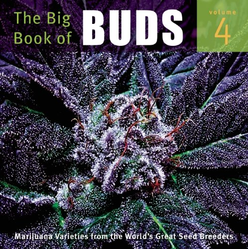 9780932551498: The Big Book of Buds Volume 4: More Marijuana Varieties from the World's Great Seed Breeders