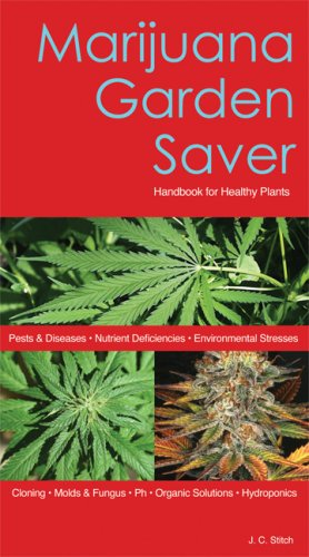 9780932551832: Marijuana Garden Saver: Handbook for Healthy Plants