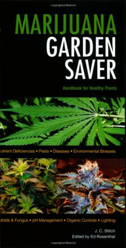 9780932551917: Marijuana Garden Saver: Handbook for Healthy Plants
