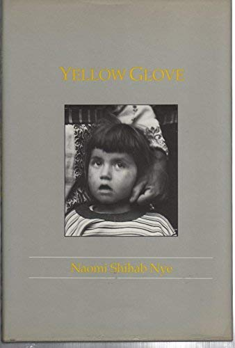 9780932576415: Yellow Glove: Poems
