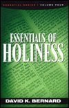 9780932581556: Essentials of Holiness