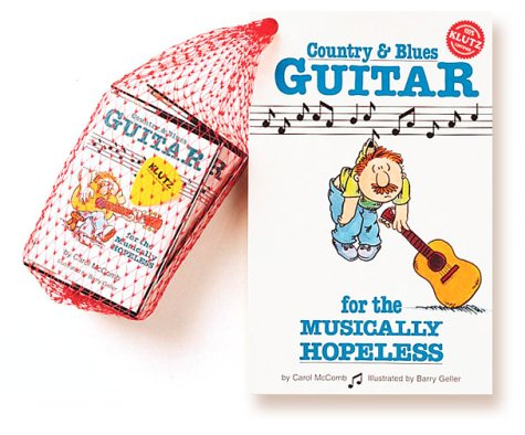 Country and Blues Guitar for the Musically