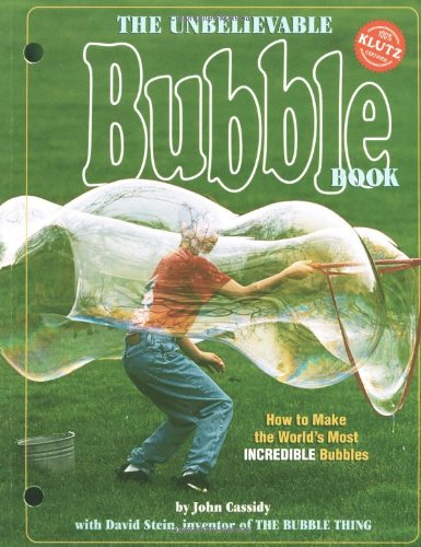 9780932592156: The Unbelievable Bubble Book