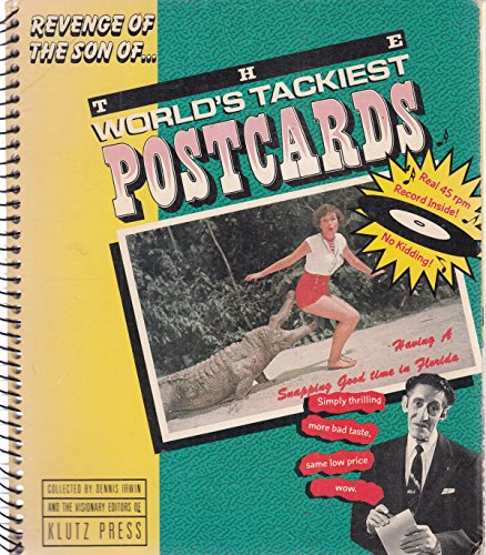 9780932592262: Revenge of the Son of the World's Tackiest Postcards