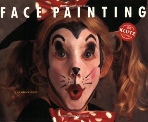 9780932592859: Face Painting Book: Book and Paints