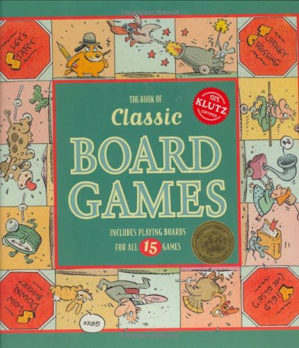 The Book of Classic Board Games with Other (Klutz): Sid Sackson