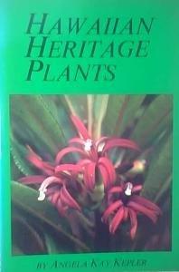 9780932596215: Hawaiian Heritage Plants