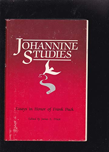 9780932612205: Johannine Studies: Essays in Honor of Frank Pack