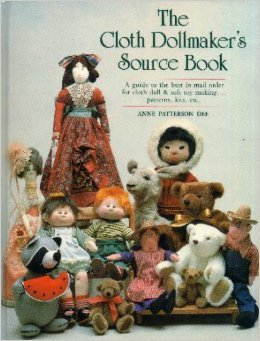 The cloth dollmaker's source book: A guide: Dee, Anne Patterson