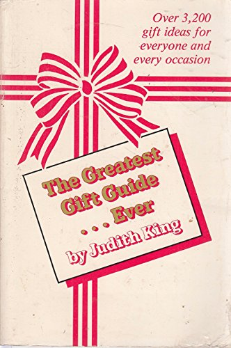 9780932620705: The Greatest Gift Guide Ever