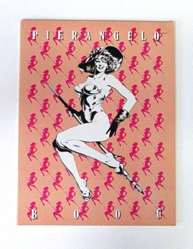 9780932629197: Pierangelo Boog: A Collection of Illustrations