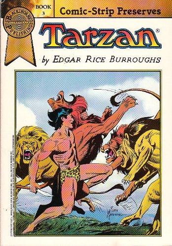 COMIC-STRIP PRESERVES: TARZAN BOOK 3: Burroughs, Edgar Rice