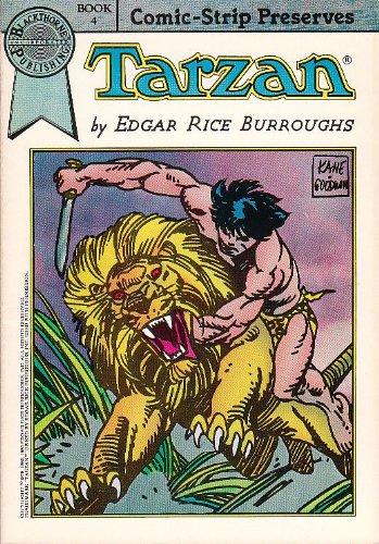 Tarzan, Book 4 (Comic-Strip Preserves) (Comic-Strip Preserves,: Burrourhs, Edgar rice