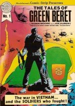 9780932629364: The tales of green beret (Blackthorne's comic-strip preserves)