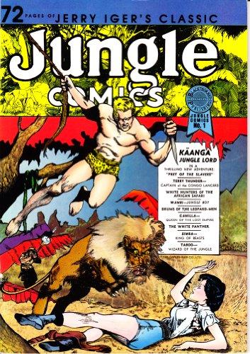 9780932629371: Jerry Iger's Classic Jungle Comics, No. 1