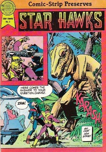 Star hawks (Comic-strip preserves) (0932629466) by Kane, Gil