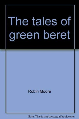9780932629487: The tales of green beret (Blackthorne's comic-strip preserves)