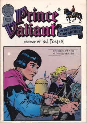 9780932629586: Prince Valiant in the Days of King Arthur (Book Two) [Paperback] by