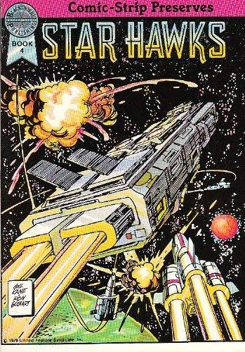 Star Hawks Book 4 Comic-Strip Preserves: Kane Goulart