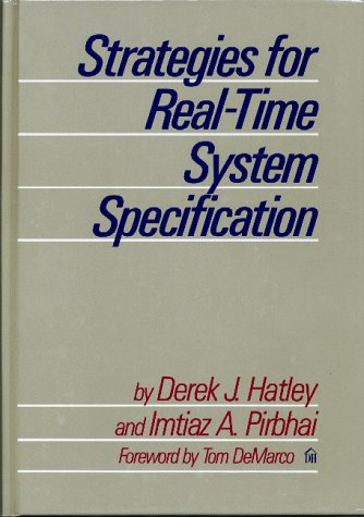 9780932633118: Strategies for Real-Time System Specification, Hardback