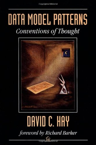 9780932633293: Data Model Patterns: Conventions of Thought, Hardback