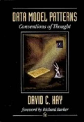 9780932633743: David Hay's Data Model Patterns Paperback