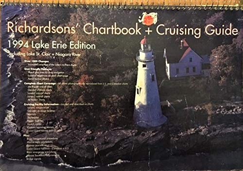 Richardsons' chartbook + cruising guide, including Lake: Richardsons' Marine Publishing