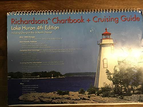 9780932647160: Richardsons' Chartbook + Cruising Guide: Lake Huron Including Georgian Bay & North Channel