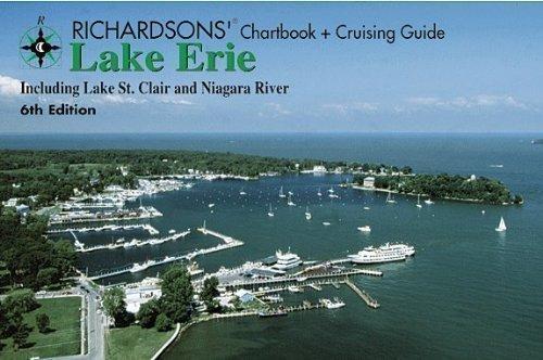 9780932647252: Lake Erie Chartbook + Cruising Guide (Richardsons' Great Lakes And Inland Waterways)