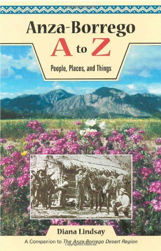 Anza-Borrego A-Z: People, Places, and Things: Lindsay, Diana