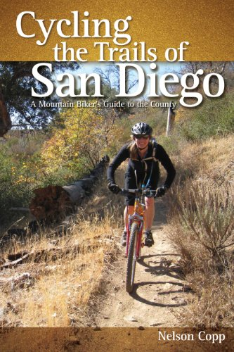 9780932653963: Cycling the Trails of San Diego: A Mountain Biker's Guide