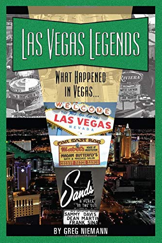 9780932653987: Las Vegas Legends: What Happened in Vegas...