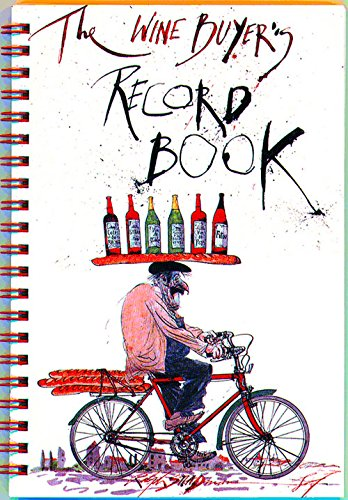 9780932664983: The Wine Buyer's Record Book