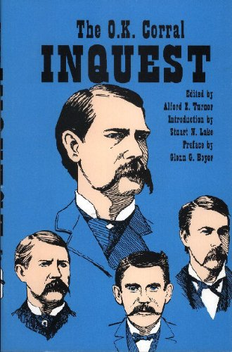 9780932702142: The O.K. Corral Inquest (Early West)