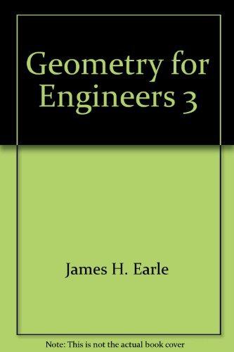 Geometry for Engineers 3: Wood, James H.