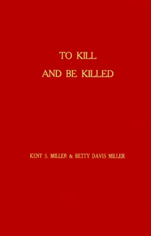9780932727244: To kill and be killed: Case studies from Florida's death row