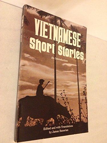 9780932729033: Vietnamese Short Stories: An Introduction