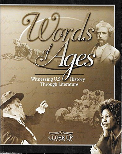 Words of Ages: Witnessing U.S. History Through: Nathaniel Hawthorne, Frederick