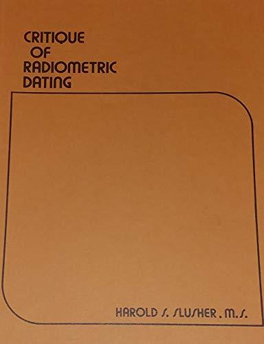 Critique of Radiometric Dating (ICR technical monograph)