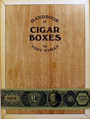9780932780003: Handbook of American Cigar Boxes