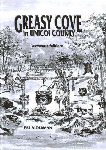 9780932807038: Greasy Cove in Unicoi County: Authentic Folklore