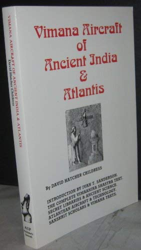VIMANA AIRCRAFT OF ANCIENT INDIA AND ATLANTIS (reissue)